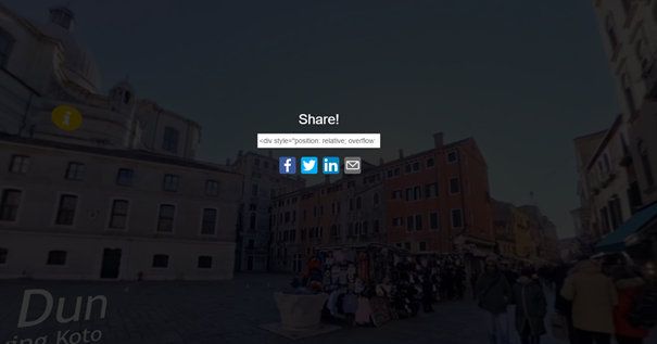 Cinema8 Blog - Venice 360° Interactive Video - What It Can Do? 15