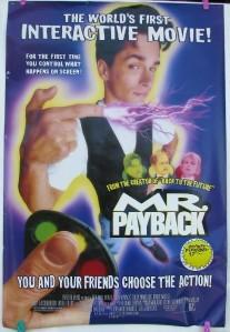Cinema8 Guide - Mr. Payback interactive movie