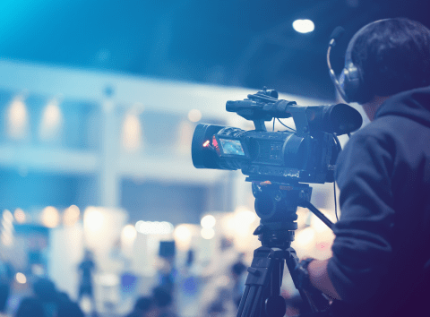 Yayın sonrası kayıtlarınızı, canlı yayınınızı otomatik olarak kaydeden Cinema8 aracılığıyla paylaşın