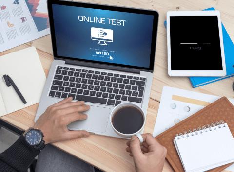Kolayca online sınav yapın