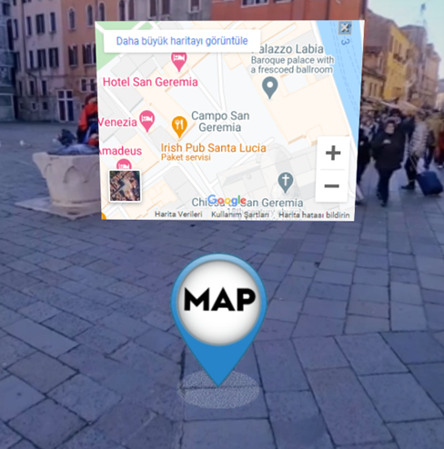 Cinema8 Blog - Venice 360° Interactive Video - What It Can Do? 9
