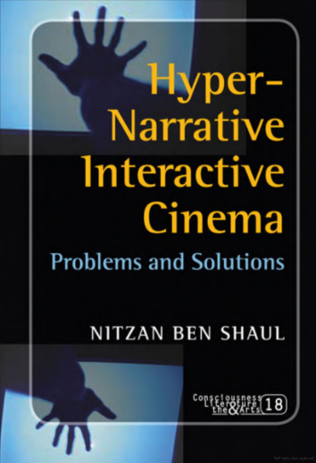 Hyper-narrative interactive cinema - problems and solutions, a book about interactive video