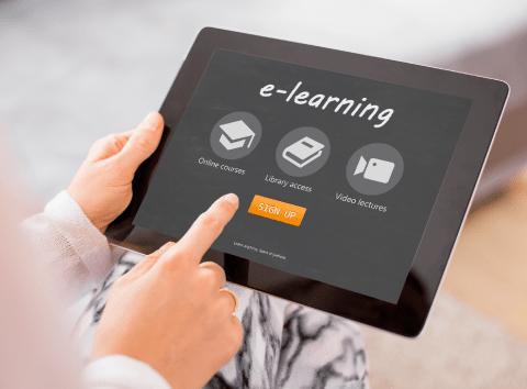 E-learning videolarınız için Cinema8 elementlerini kullanın