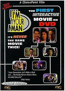 Cinema8 Guide - I'm your man interactive movie