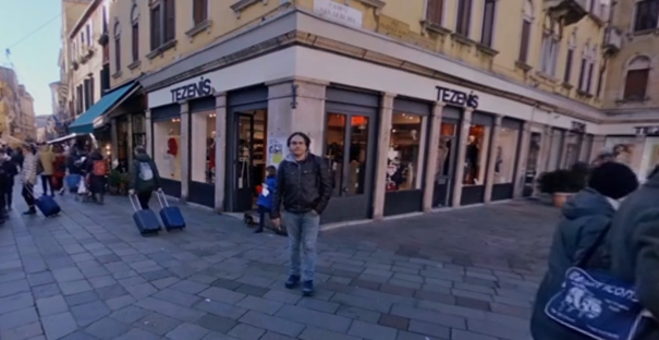 Cinema8 Blog - Venice 360° Interactive Video - What It Can Do? 10