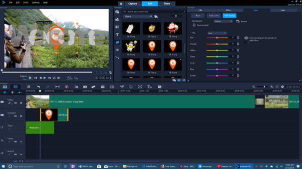 PowerDirector - Cinema8 Interactive Content Developers Guide for Marketing