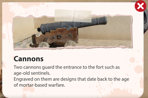 Cinema8 Blog - Nizwa Fort Interactive Video - What It Can Do? 6