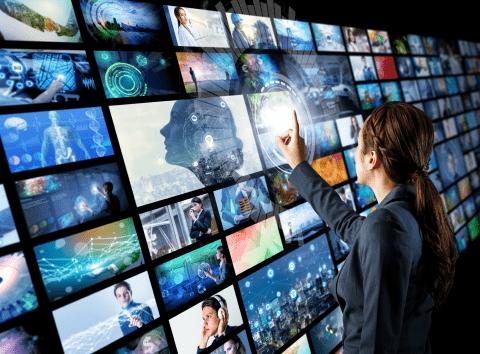 Cinema8 video kitaplığında birden fazla video platformunu birleştirin