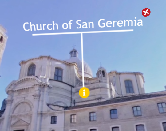 Cinema8 Blog - Venice 360° Interactive Video - What It Can Do? 5