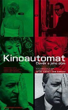 Cinema8 Guide - kinoautomat first interactive movie