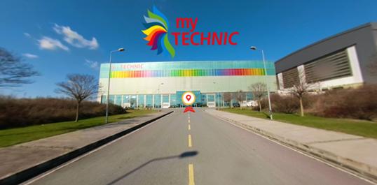 Interactive Introducing MyTechnic, the Hangar 1 - Cinema8 Interactive 360° Video Guide