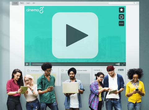 Cinema8'de hayalinizdeki interaktif videoyu birlikte oluşturalım
