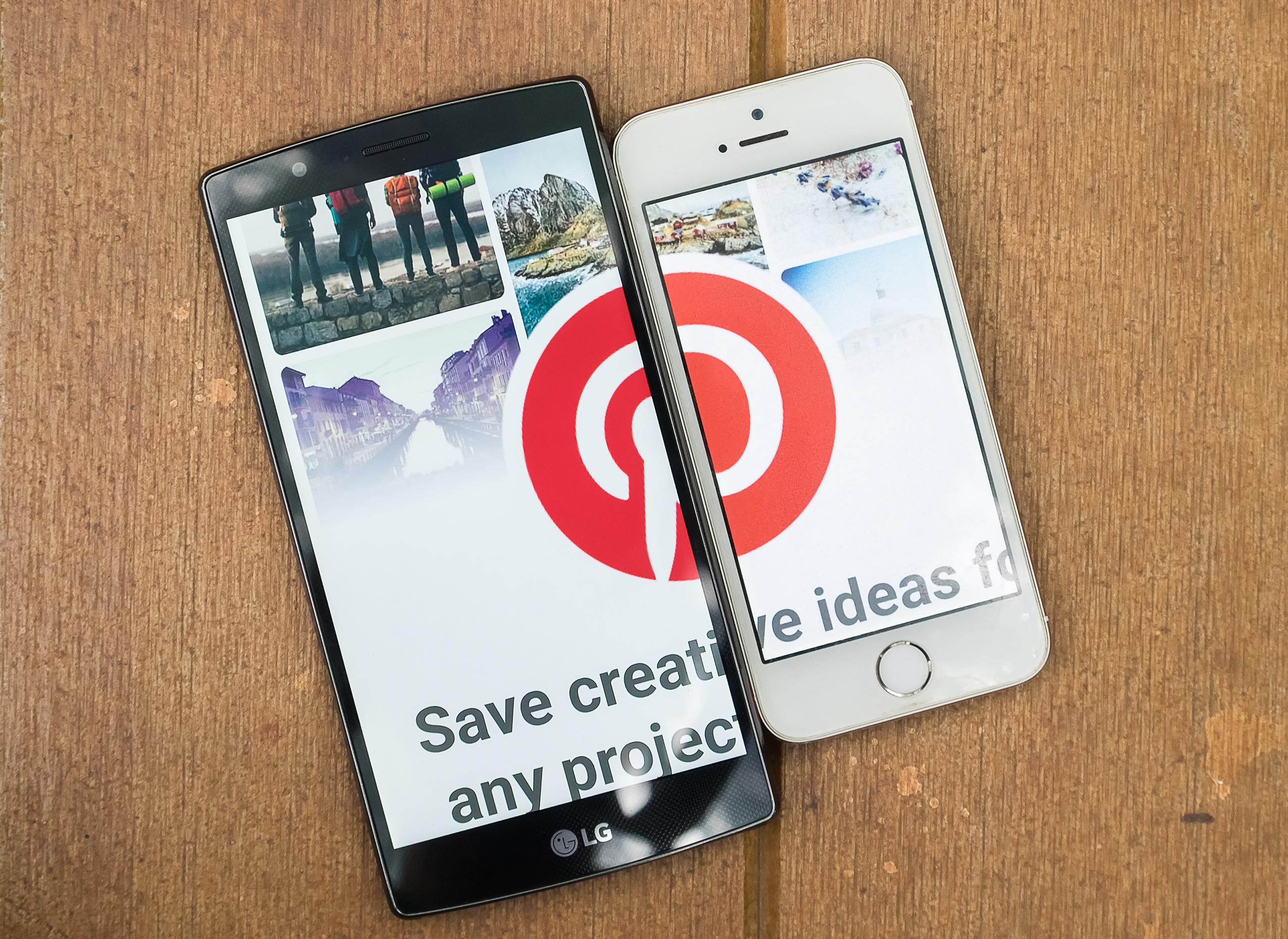 pinterest for social media marketing