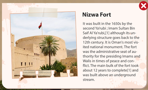 Cinema8 Blog - Nizwa Fort Interactive Video - What It Can Do? 3